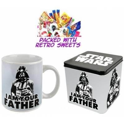 Darth Vader Cuppa Sweets