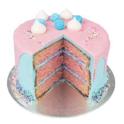 The Bubblegum Cake