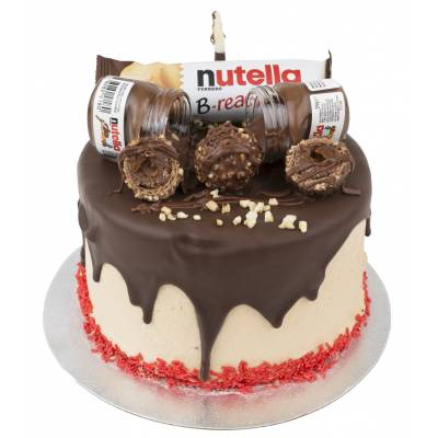 Nutella Lovers Cake