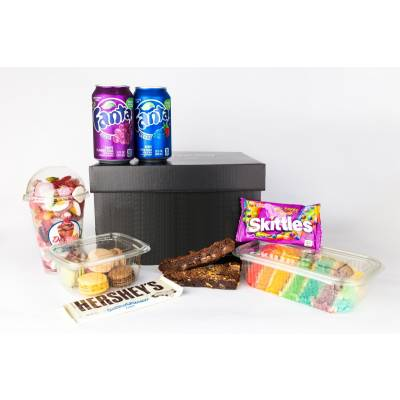 Cake and Treats Variety Box