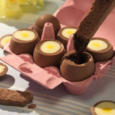 Chocolate Dippy Eggs - Easter Gifts