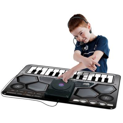 Kids DJ Touch Sensitive Playmat - Dj Gifts