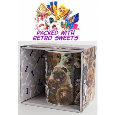 Dog Lover Cuppa Sweets