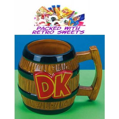 Donkey Kong Cuppa Sweets - Sweets Gifts