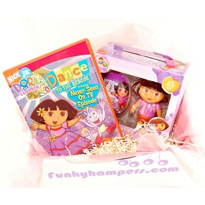 Dora Toddler Bed Toddler Room