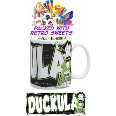 Count Duckula Cuppa Sweets