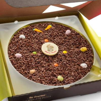 Easter Chocolate 10 inch Pizza