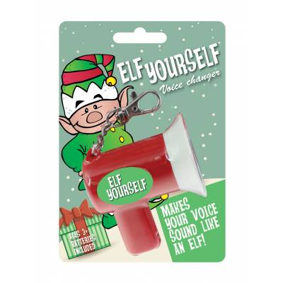 Elf Yourself Voice Changer - Elf Gifts