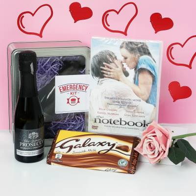 Emergency Romance Tin - Romance Gifts