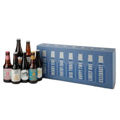 7 Day Beer Countdown Calendar