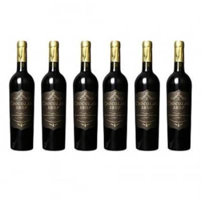 -The Chocolate Lover's Wine 6 x 75cl