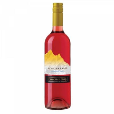 Concha Y Toro Mountain Range Cabernet Rose 6 x 75cl