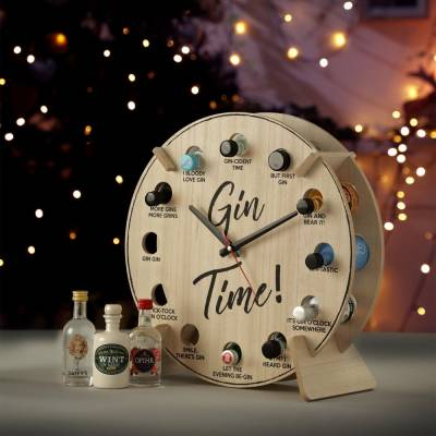Gin Advent Clock
