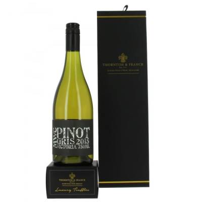 Luxury Thornton & France White Wine Gift
