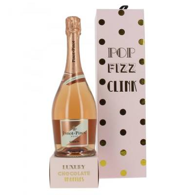 Pop, Fizz, Clink, Sparkling Rose Gift