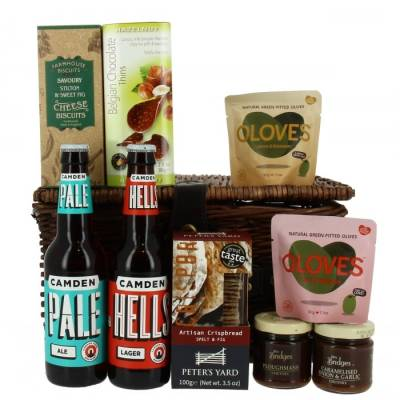 Beer & Treats Hamper