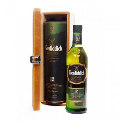 Glenfiddich Whisky Gift Set