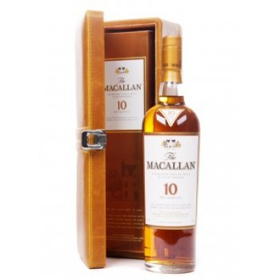 10 Year Old Macallan Fine Oak Whisky