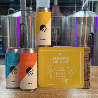 Full Circle Brew Happy Birthday Craft Ale Pack