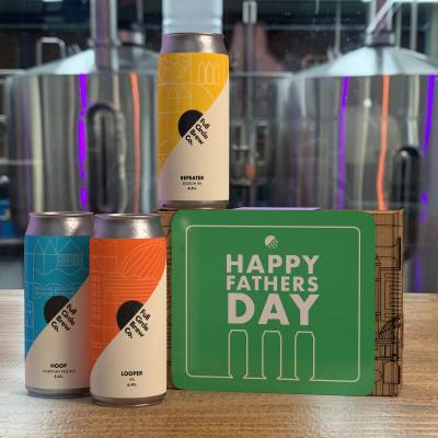 Happy Fathers Day Full Circle Brew Craft Ale Gift