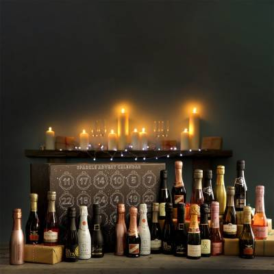 Sparkling Advent with Prosecco Calendar