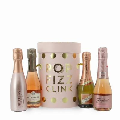 Pop Fizz Clink Prosecco and Sparkling Wine Drum