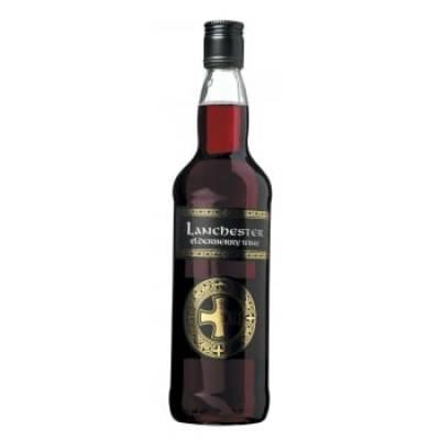 Elderberry Fruit Wine 6 x 70cl