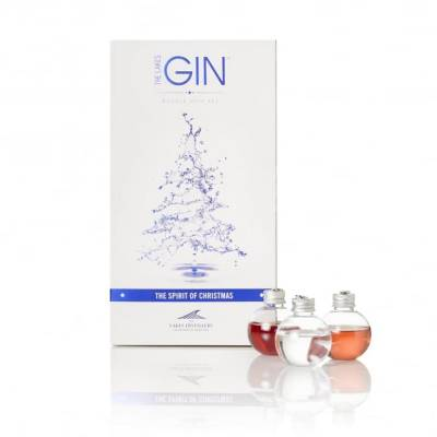 Spirit of Christmas Gin Bauble Gift Set