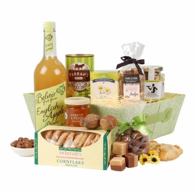 The Afternoon Tea Gift Basket