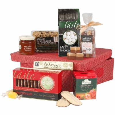 The Tasty Treats and Tea Hamper