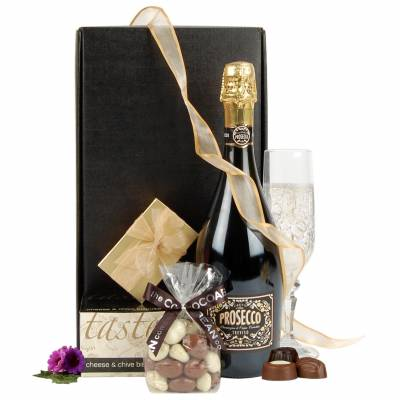 Prosecco And Chocolate Treats Gift