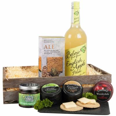 The Cheese Lovers Gift Hamper