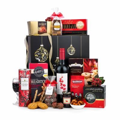 The Festive Delights Hamper - Hamper Gifts