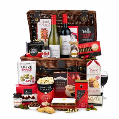 The Christmas Food and Drink Hamper