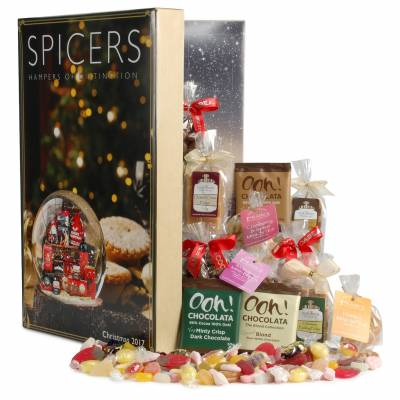 Luxury Sweets and Chocolates Advent Calendar - Chocolates Gifts