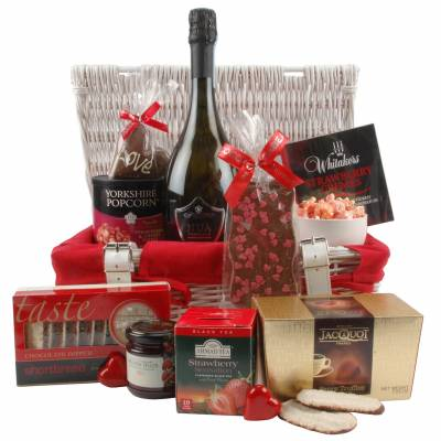 Cupids Valentines Day Hamper - Funkyhampers Gifts