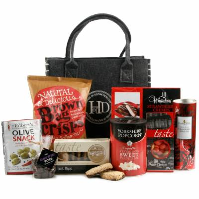 Beautiful Bag of Delights Gift - Funkyhampers Gifts