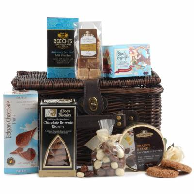 The Choctastic Chocolate Hamper