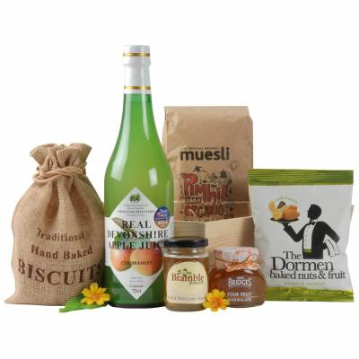 Fresh and Funky Breakfast Hamper - Funky Gifts