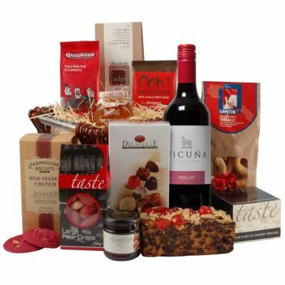 The Ravishing Feast Hamper - Hamper Gifts