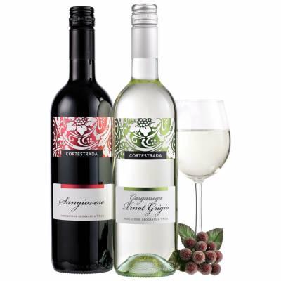 The Italian Wine Duo