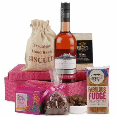 Treats For The Lady Hamper - Hamper Gifts
