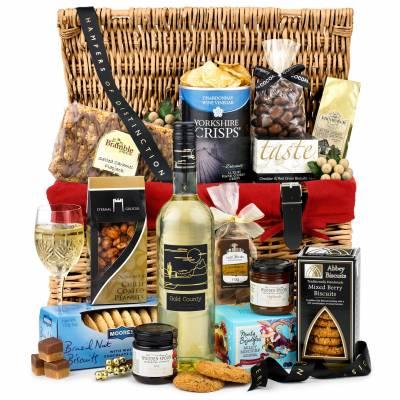 The Supreme Selection Luxury Food Hamper - Hamper Gifts