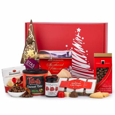 The Snowflake Christmas Hamper