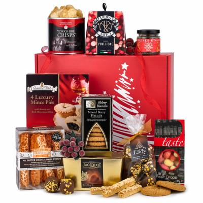The Christmas Treats Hamper