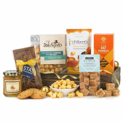 Fathers Day Salted Caramel Delights Hamper