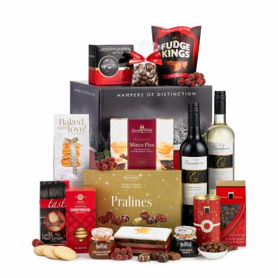 The Frosty Feast Christmas Hamper