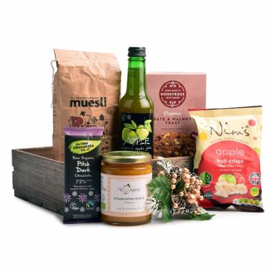 The Adorable Organic Hamper