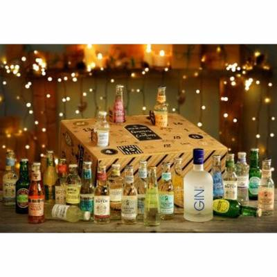 Luxury Gin and Tonic Advent Calendar