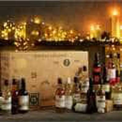 Luxury Wine Advent Calendar